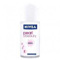 DESODORANTE ROLL-ON NIVEA PEARL BEAUTY 50ML