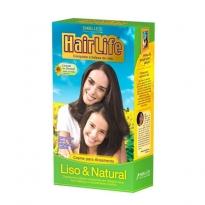 Creme Alisante HairLife com Extrato de Girassol Liso e Natural