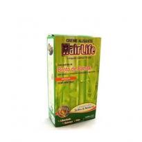 Creme Alisante HairLife Sem Amônia com Extrato de Broto de Bambu