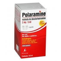 Polaramine Expectorante com 120ml