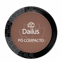 Dailus Pó Compacto New Cor 14 Marrom Escuro