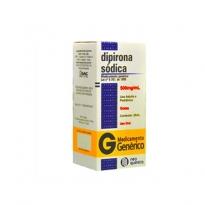 Dipirona sódica gotas com 20 ml