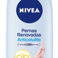 LOÇÃO NIVEA PERNAS RENOVADAS ANTICELULITE 400ml