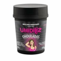 Máscara Hidratante Umidiliz Onduladas 500g Muriel