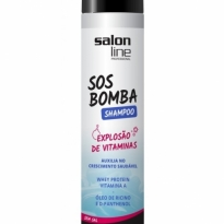 Salon Line Shampoo S.O.S Bomba 300ml