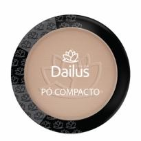 Dailus Pó Compacto New Cor 06 Bege Médio