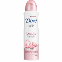 Desodorante aerosol Dove Beauty Finish com 100g