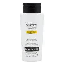 Neutrogena Balance Body Care Pele Normal a Seca 200ml