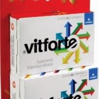 VITFORTE 60+30 CÁPS